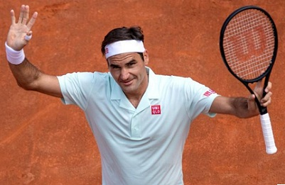 French Open 2019: Roger Federer and Rafael Nadal advanced to fourth round (Quarters).