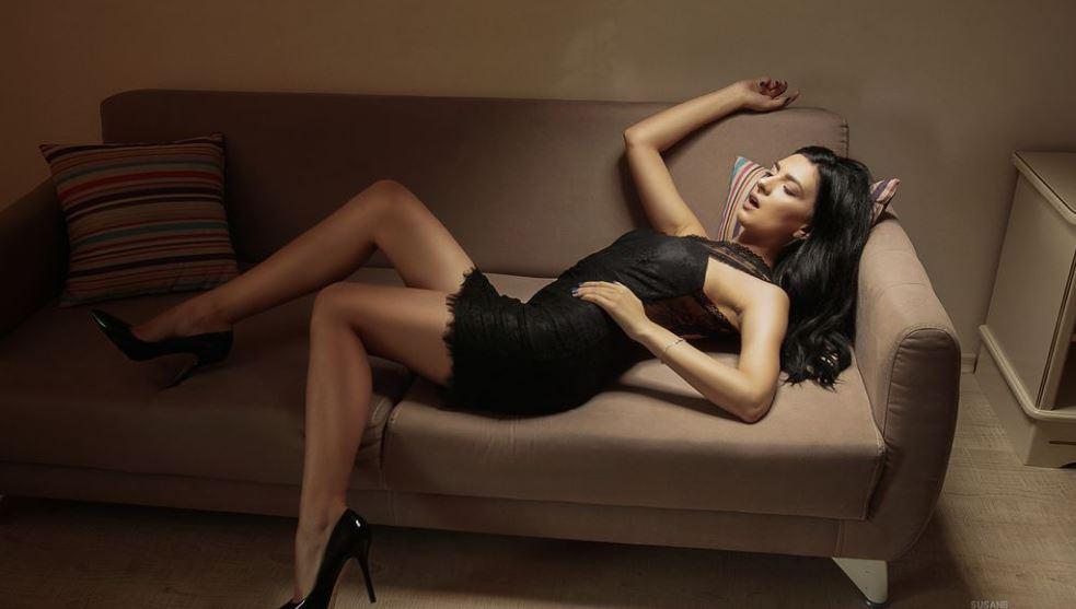 SusanB Model GlamourCams