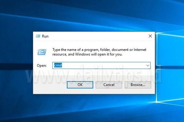 3 Langkah Mudah Cara Melihat IP Address Komputer dan Laptop
