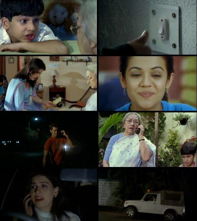 Detective Naani 2009 Hindi 480p HDRip 350mb