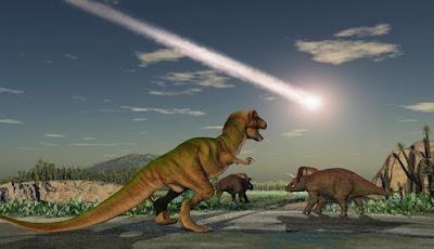 Inilah Dampak Mengerikan Asteroid Apokaliptik