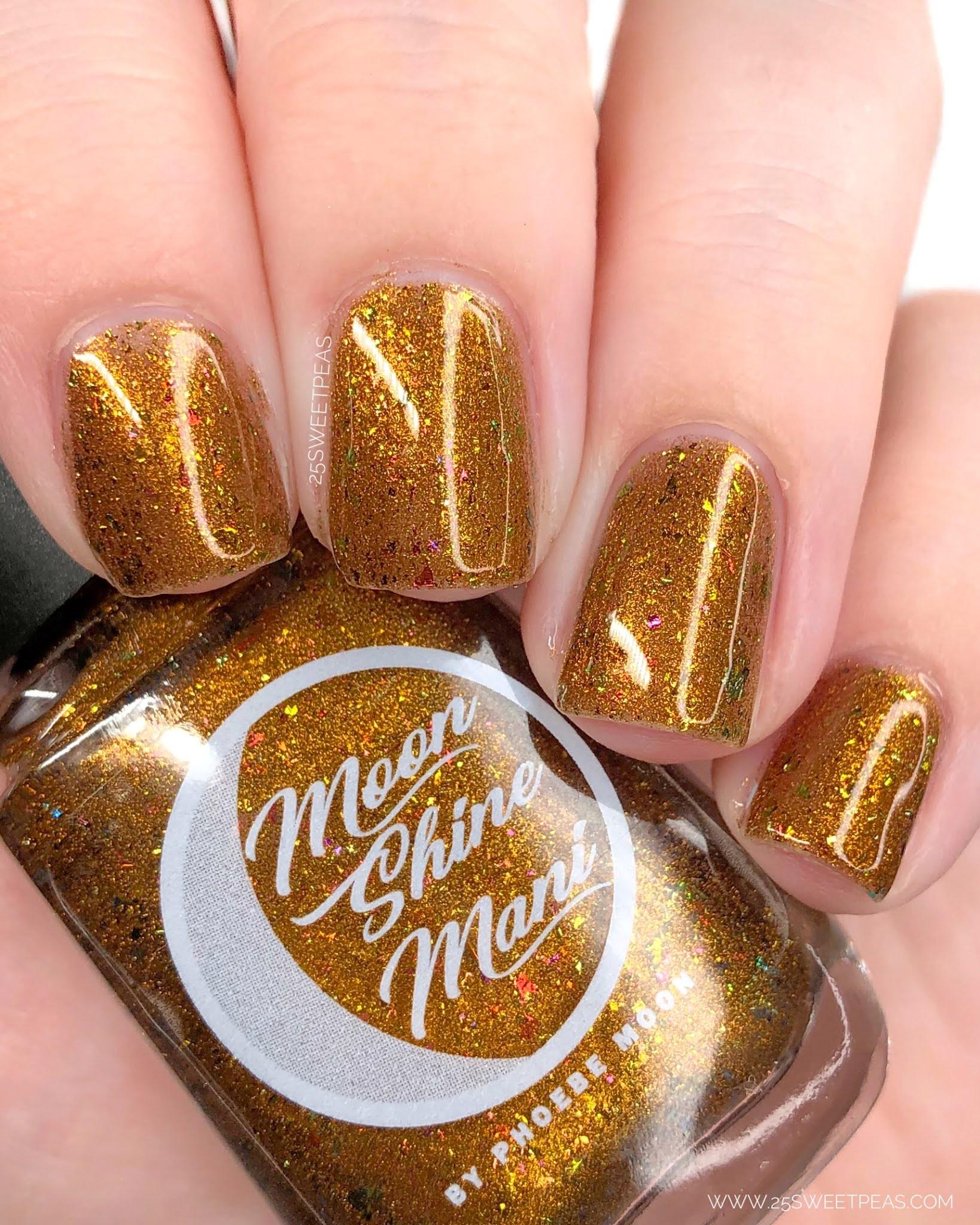 Moon Shine Mani Magni Bronzebeard 2.0 25 Sweetpeas