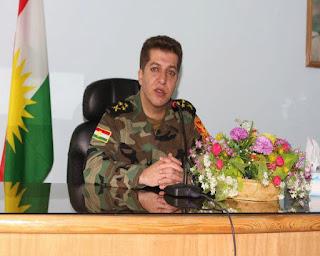 فضيحة منصور بارزاني قائد مليشيات البيشمركة اغتصب فتاة  لبنانية عمرها 19 سنه  و قتلها و احرق جثتها في ايطاليا !