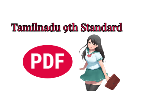 Tamilnadu 9th Standard New Textbooks Online(2019-2020)