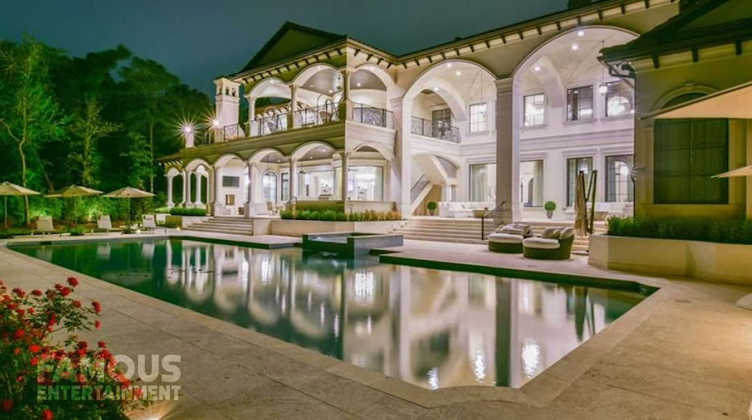 86 Photos vs. Chris Paul's 3 Luxury Mansions In CA & TX Tour