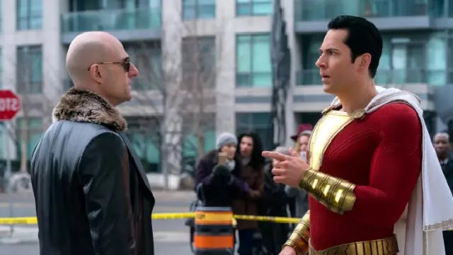 Movies Review : Shazam (2019)-Kisah Super Hero yang terpilih