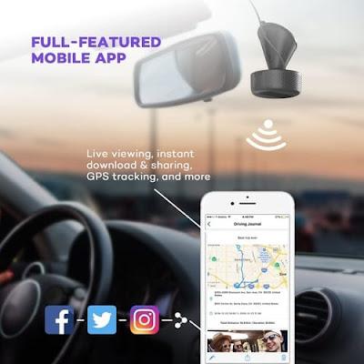 VAVA VA-VD002 Wi-Fi Cars Dual Dash