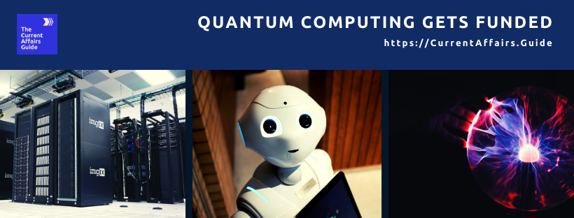 Quantum Computing Gets Funded by Finance Ministry