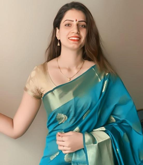Sarita Mehendale Joshi (Actress) Biography,Wiki,Age,Serials,Education, Husband and Many More