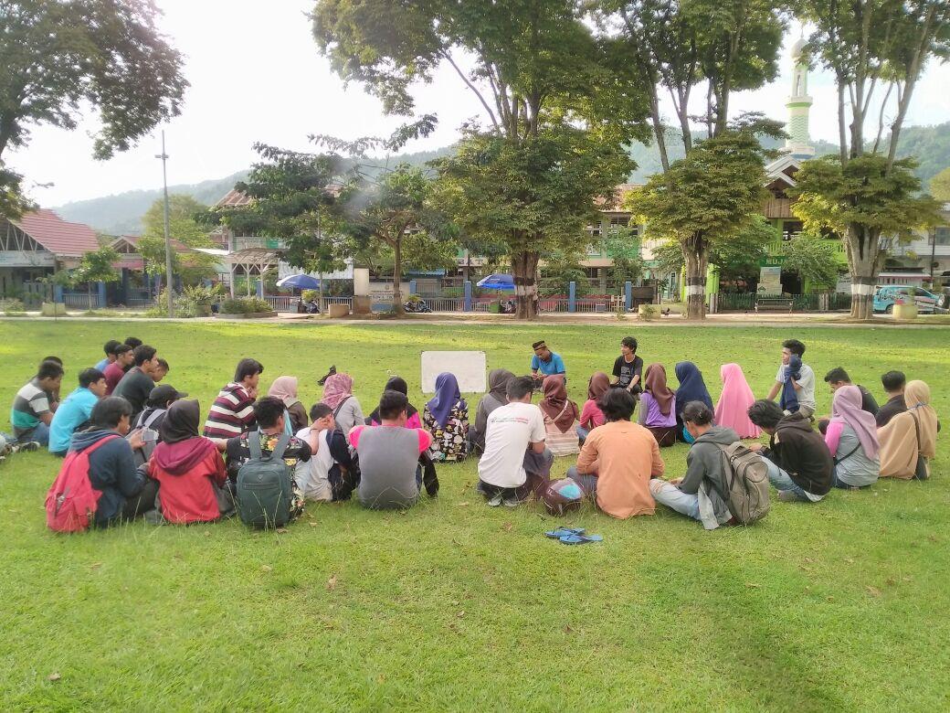 Maksimalkan Ibadah di Bulan Suci Puluhan Pemuda Tolitoli Gelar Kegiatan Amal