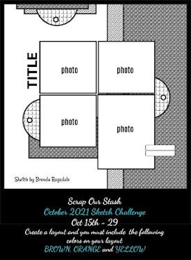 October Sketch Challenge