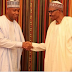 Nigerians are more divided under APC govt, you can't give what you don't have – Saraki blasts Buhari
