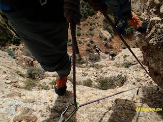 Fernando Calvo Guia de alta montaña UIAGM escaladas en roca , #zamberlan , #campcassin