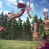 ¡Nuevo ataque de los titanes!: Eren, Mikasa y Armin se enfrentan... ¿A sopa?