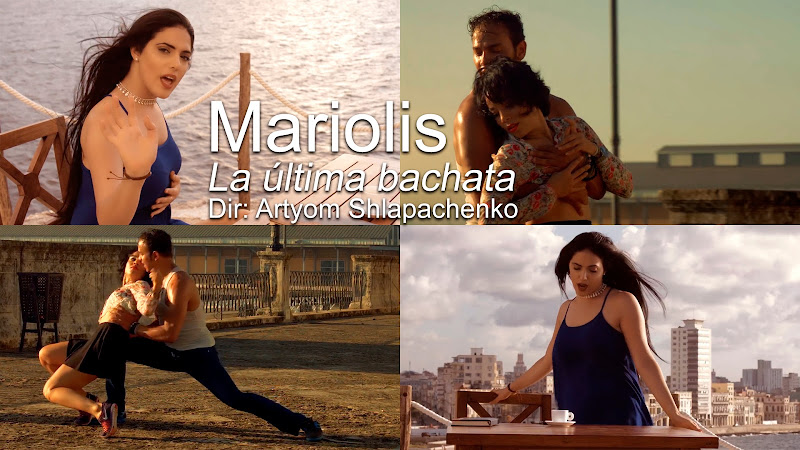 Mariolis - ¨La Última Bachata¨ - Videoclip - Director: Artyom Shlapachenko. Portal del Vídeo Clip Cubano