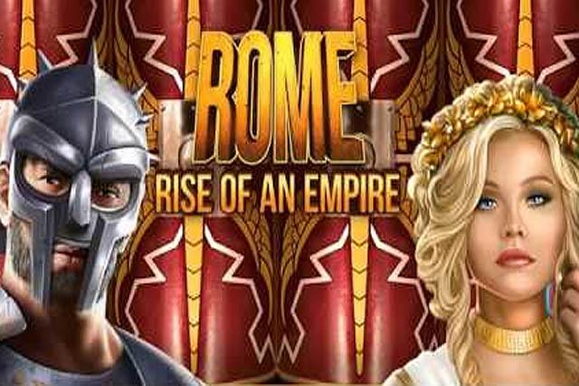 ULASAN SLOT BLUEPRINT GAMING ROME RISE OF AN EMPIRE