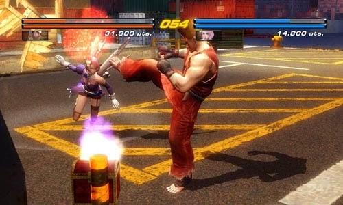 Tekken 6 Full Version Pc Game Highly Compressed ~ Hot Shot