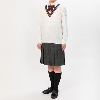 学校法人関根学園 関根学園高等学校(女子指定制服)