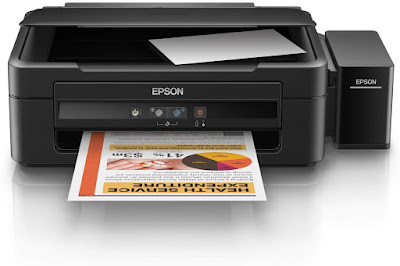 per bottle Epson genuine ink bottles allow y'all savour high page yields of upwards to  Epson L220 Driver Downloads