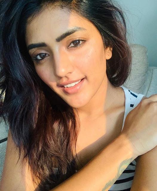 Eesha Rebba Alluring looks