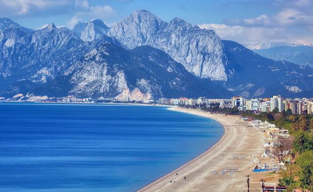Türkiye'de deniz turizmi