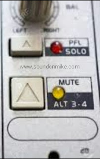 PFL SOLO button