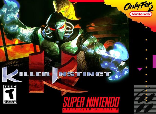 Killer Instinct [Español] - Portada