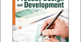 Product Design And Development By Ulrich And Eppinger Pdf