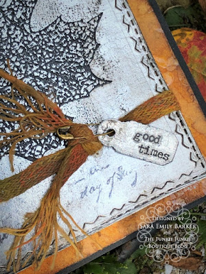 Sara Emily Barker https://frillyandfunkie.blogspot.com/2019/10/saturday-showcase-stampers-anonymous.html Fall Card Saturday Showcase Pressed Foliage 7