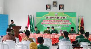 SMP Muhammadiyah 5 Kalinyamatan Resmikan Ponpes