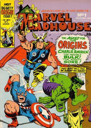 Marvel Madhouse #1