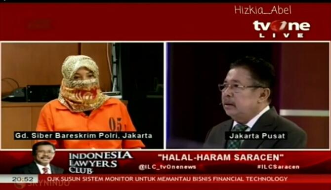 SARACEN di ILC: Kasus Ini Seharusnya Kolaps, MetroTV Dipermalukan