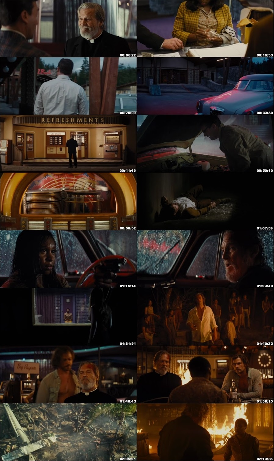 Bad Times at the El Royale 2018 Full Movie Download