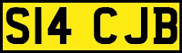 Car Licence Plate