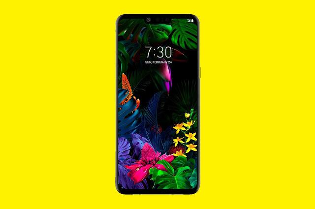 LG G8 ThinQ Android 10 güncellemesi ABD'ye Ulaştı