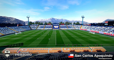 PES 2020 Stadium San Carlos de Apoquindo
