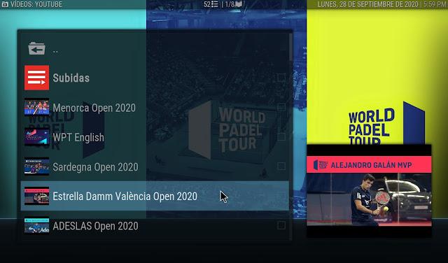 Torneos completos Padel 2021