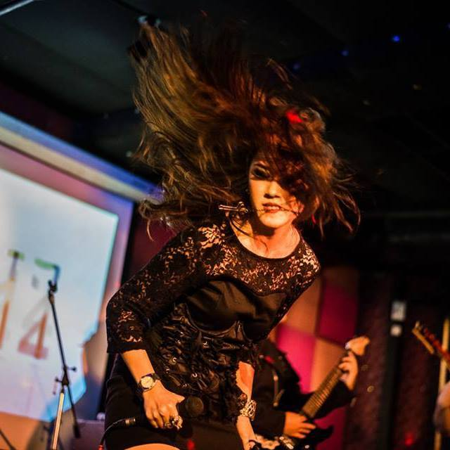 Ladies of Metal: Bernice Nikki (Blodwen), Ladies of Metal, Bernice Nikki, Blodwen