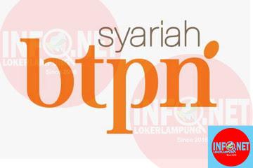 Lowongan Kerja Lampung Community Officer BTPN Syariah