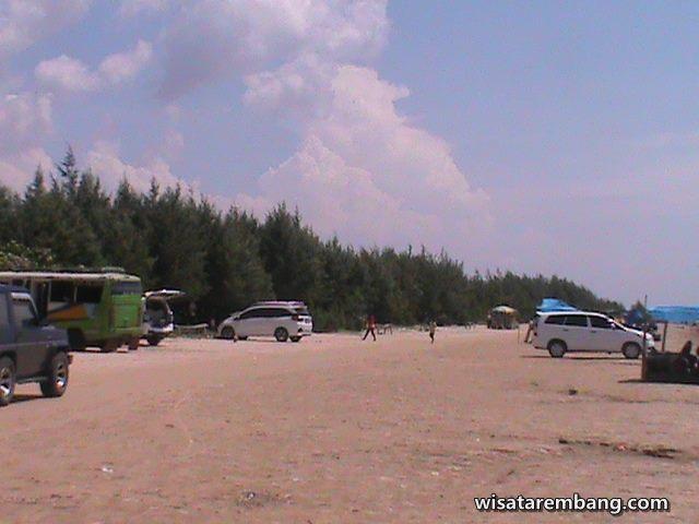 Gambar Pantai Gedong Berseri Caruban Lasem