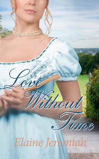 Book cover: Love Without Time by Elaine Jeremiah