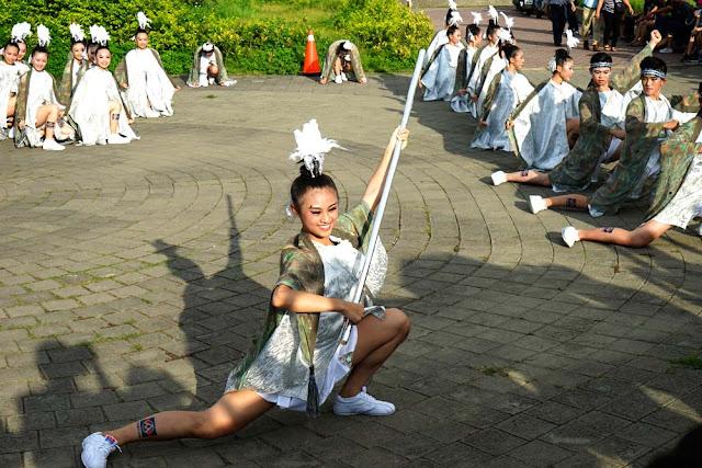 DSC02081 - 熱血採訪│2016首屆台中國際踩舞祭超夯登場,文華高中快閃高美濕地