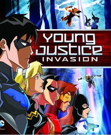 Young Justice S02 Dual Audio [Hindi – English ] WEB Series 720p HDRip ESub x264