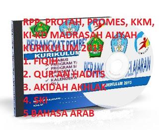 Contoh RPP SKI MA Kelas XI Kurikulum 2013 Update 2017, Download RPP SKI MA Kelas XI Kurikulum 2013 Update 2017