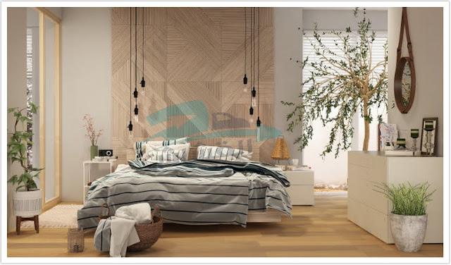 أفكار التصميم الداخلي لغرفة النوم المتقدمة