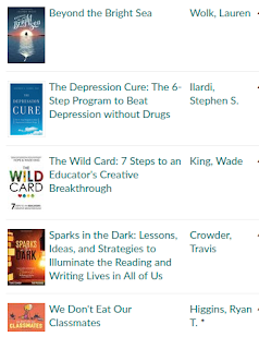 June Goodreads screenshot