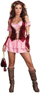 Pleasure Faire Costume