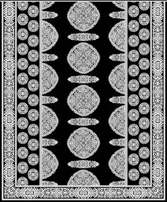 Lavanya-Geometric-Textile-Kaftan 44a