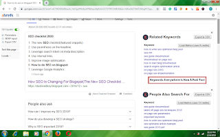 how to use google blogger