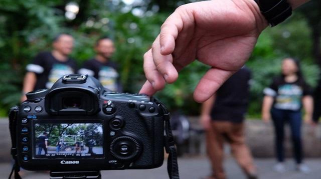 Cara Menggunakan Camera Canon